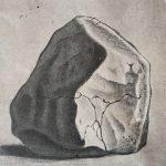 Caduta di un meteorite
