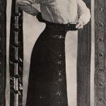 Cinture femminili – 1910