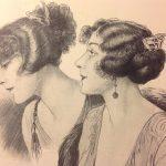 Cosa non si fa per essere Belle …1920…