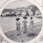 Antiche  Foto.. La  Stagione dei  Bagni a Rapallo..