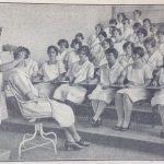 La Scuola delle Pettinatrici…